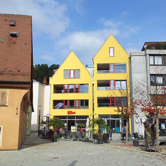 Stadthaus Schwäbisch Gmünd